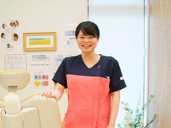歯科衛生士 R.T